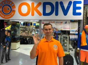 OK DIVE � �������� Moscow Dive Show 2016