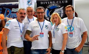 The Black Shark Diving Club in Moscow Dive Show