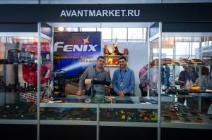 ������������ �� Moscow Dive Show 2017