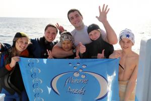 Sea Angels: New Participants in the Water Kids Zone