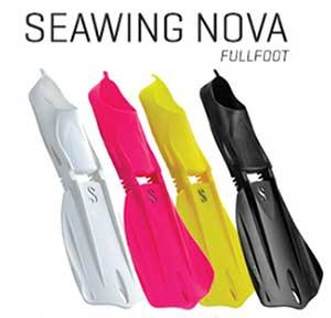 Scubapro Innovative Snorkeling Fin at Moscow Dive Show