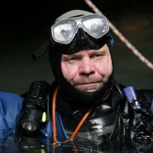 Underwater caver Peter Minenkov will be the speaker of the Moscow Dive Show 2017