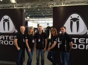 New Products by TUSA and WATERPROOF at Moscow Dive Show 2017