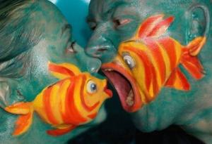 Kids and Adults Entertainment Zone at Moscow Dive Show 2017
